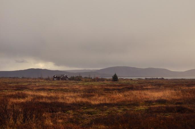 Route 36, Thingvellir, Iceland © Jessica Gatfield