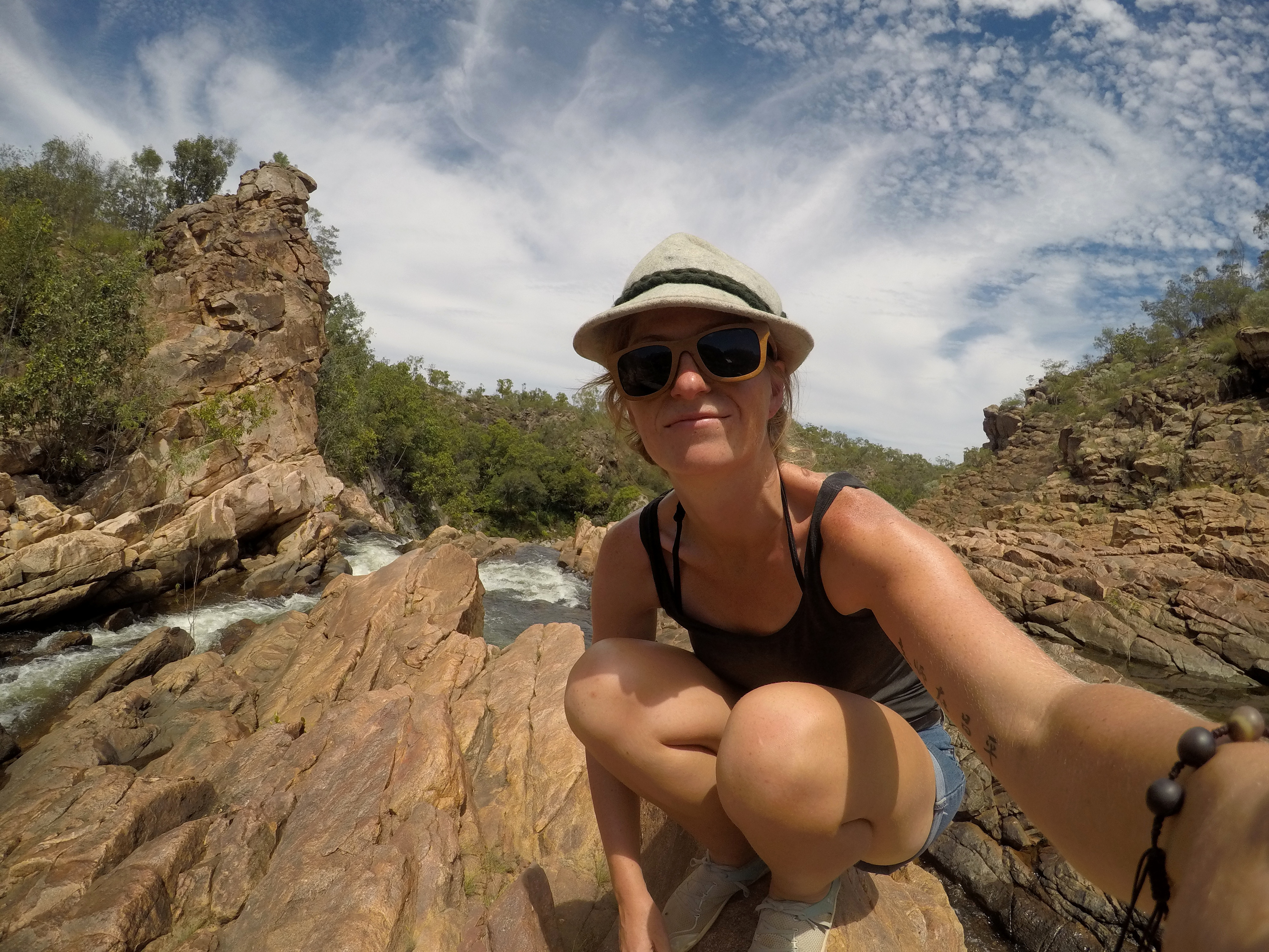 An Interview With Travel Blogger Kelly Diggle At Blue Eyed View