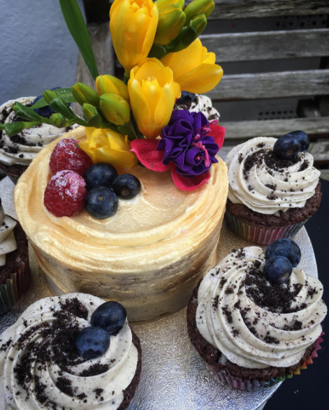 A Year On: Catching Up With Vegan Baker Leila Buffery