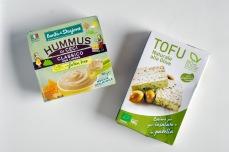 Hummus & Olive Tofu